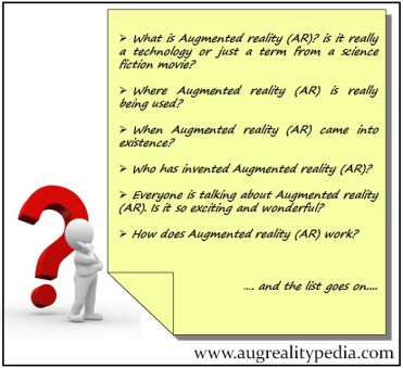 key questions-Augmented reality