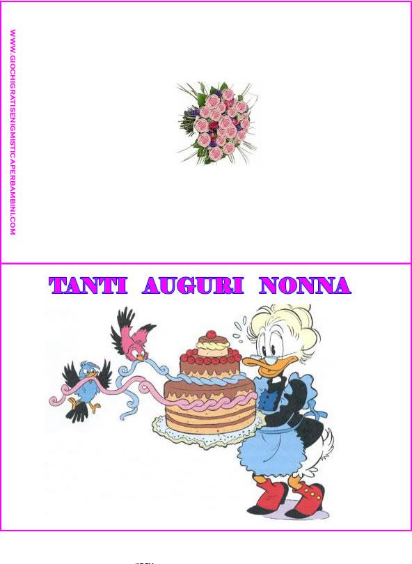 festa nonna