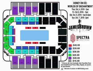 Augusta Entertainment Complex | James Brown Arena | Bell
