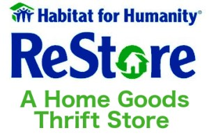 Restore home goods thrift store