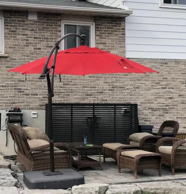 spray paint outdoor fabrics patio umbrella