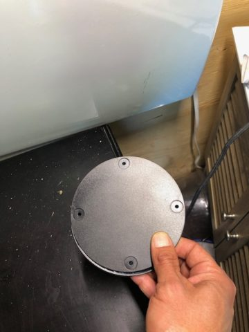 wireless charger plastic shell