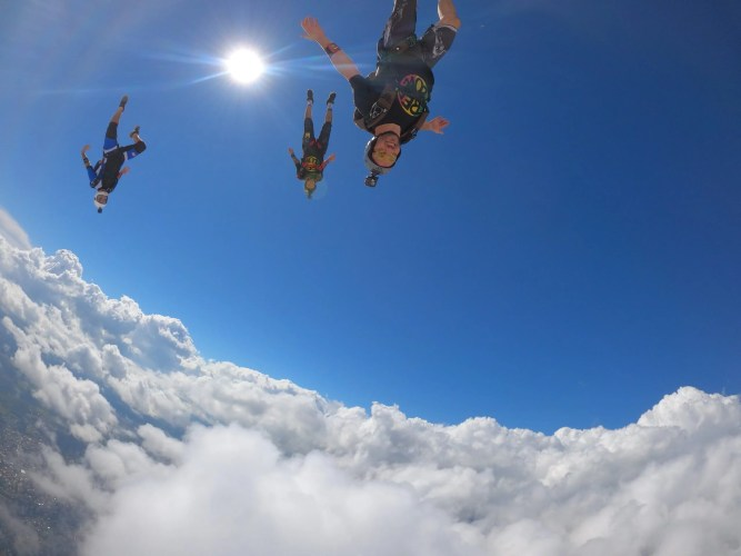 Diving into the clouds with FreeFlow and Augusto Bartelle