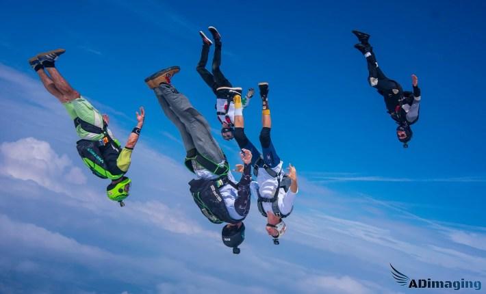 Max skydive Load Organzing