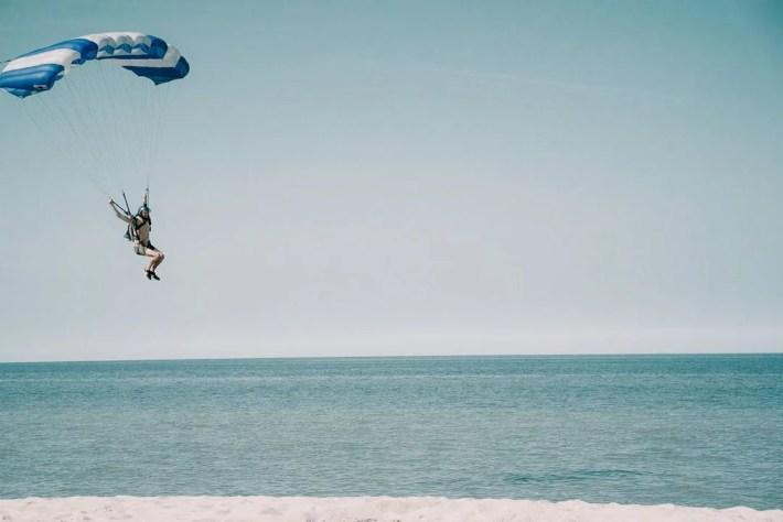 Max Martin Flying Canopy