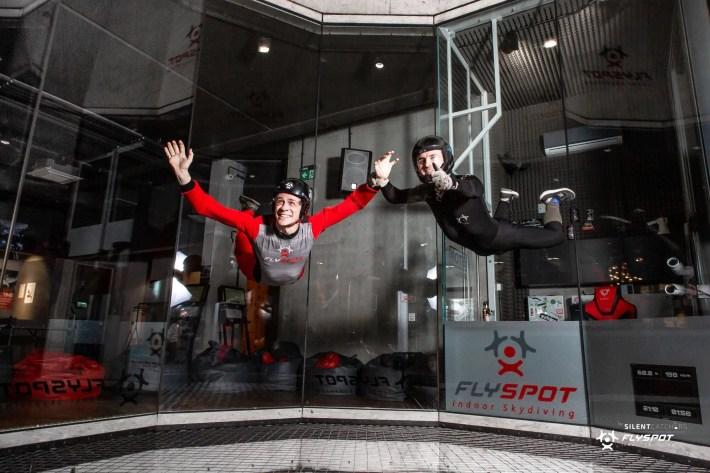 Flyspot Indoor Skydiving
