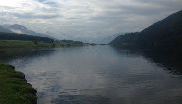 Etappe 1 AUGUSTOUR 2014: Haidersee