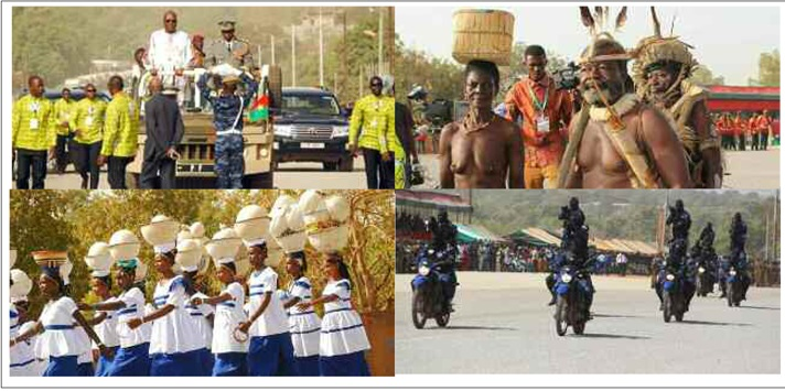 Fête de l'indépendance à Gaoua :  Sous le signe de la cohésion citoyenne