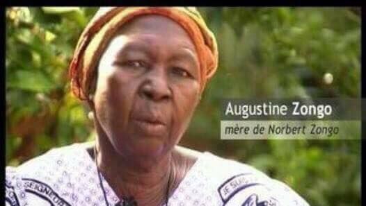 Koudougou: Augustine Nana, la mère de Norbert Zongo n'est plus !