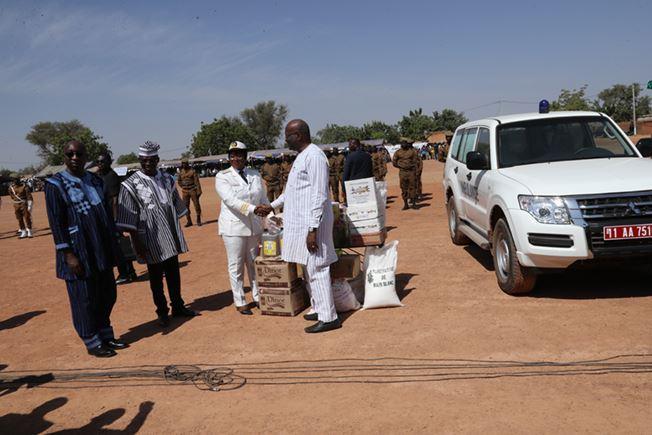 30e journée de lutte contre le Sida à Boussé: Pour une éradication de  la pandémie en 2030