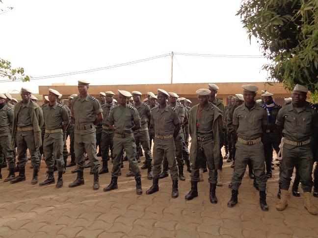Université Nazi Boni de Bobo: La police disperse une marche des étudiants de l'UFR/SEG
