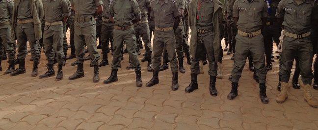Fêtes de fin d'année :  La police de Ouaga 2000 sur le qui-vive