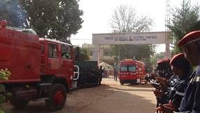 Brigade nationale des sapeurs-pompiers  : Les précurseurs de la 9e compagnie d'incendie et de secours déployés