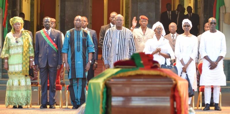 Décès de Youssouf Ouédraogo II : Dernier hommage du gouvernement hier