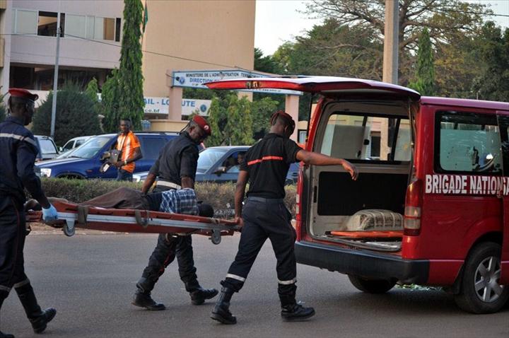 Ouagadougou : 3 728 victimes d'accidents enregistrées au premier semestre 2017