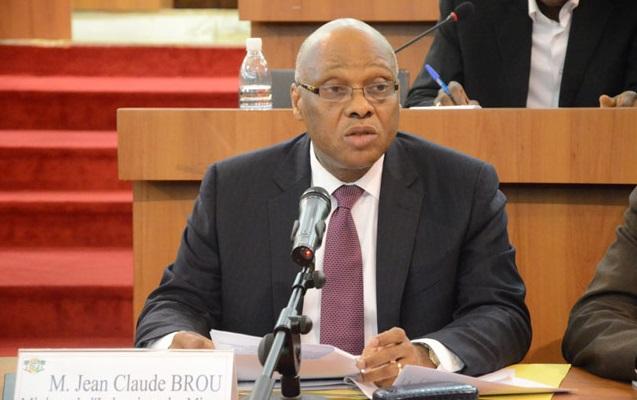Commission de la CEDEAO: l'Ivoirien Jean Claude Brou va succèder à Marcel de Souza