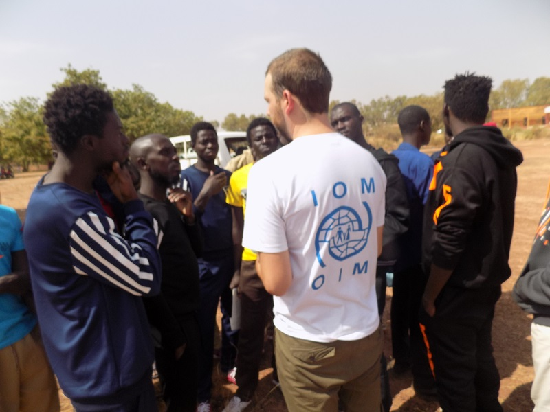 Burkina Faso: Retour au bercail pour 146 migrants de la Libye