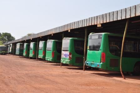 Transport en commun : Ouagadougou bientôt dotée de plus de 200 bus