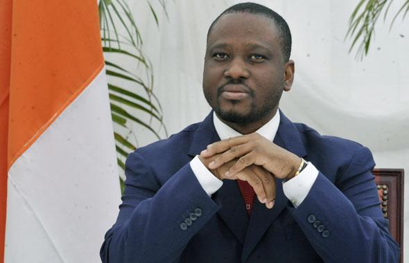 Côte d'Ivoire: en mission au Canada, Soro plaide pour la libération de Gbagbo