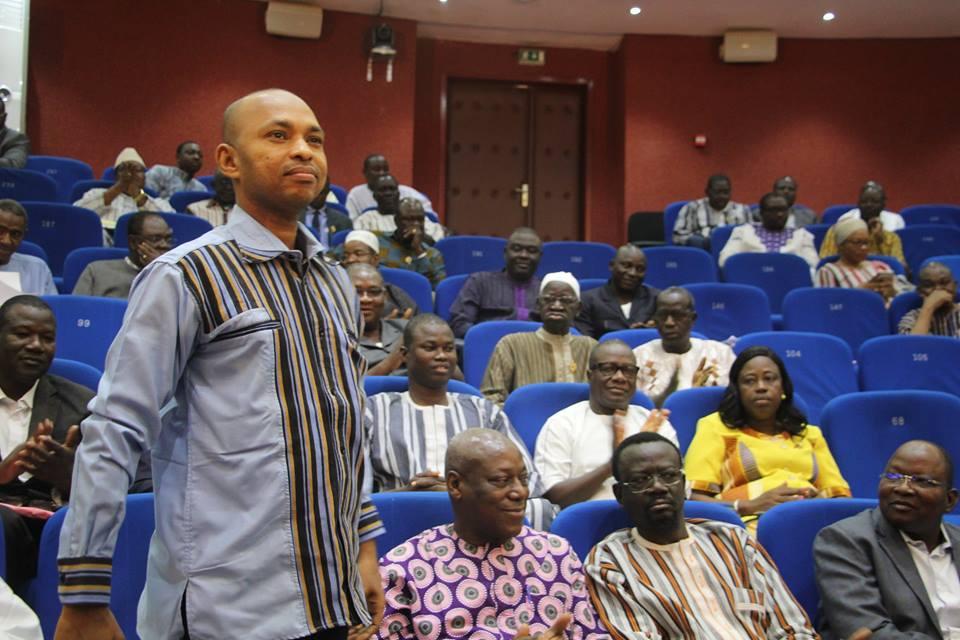 Assemblée nationale: Tahirou Barry reprend son siège