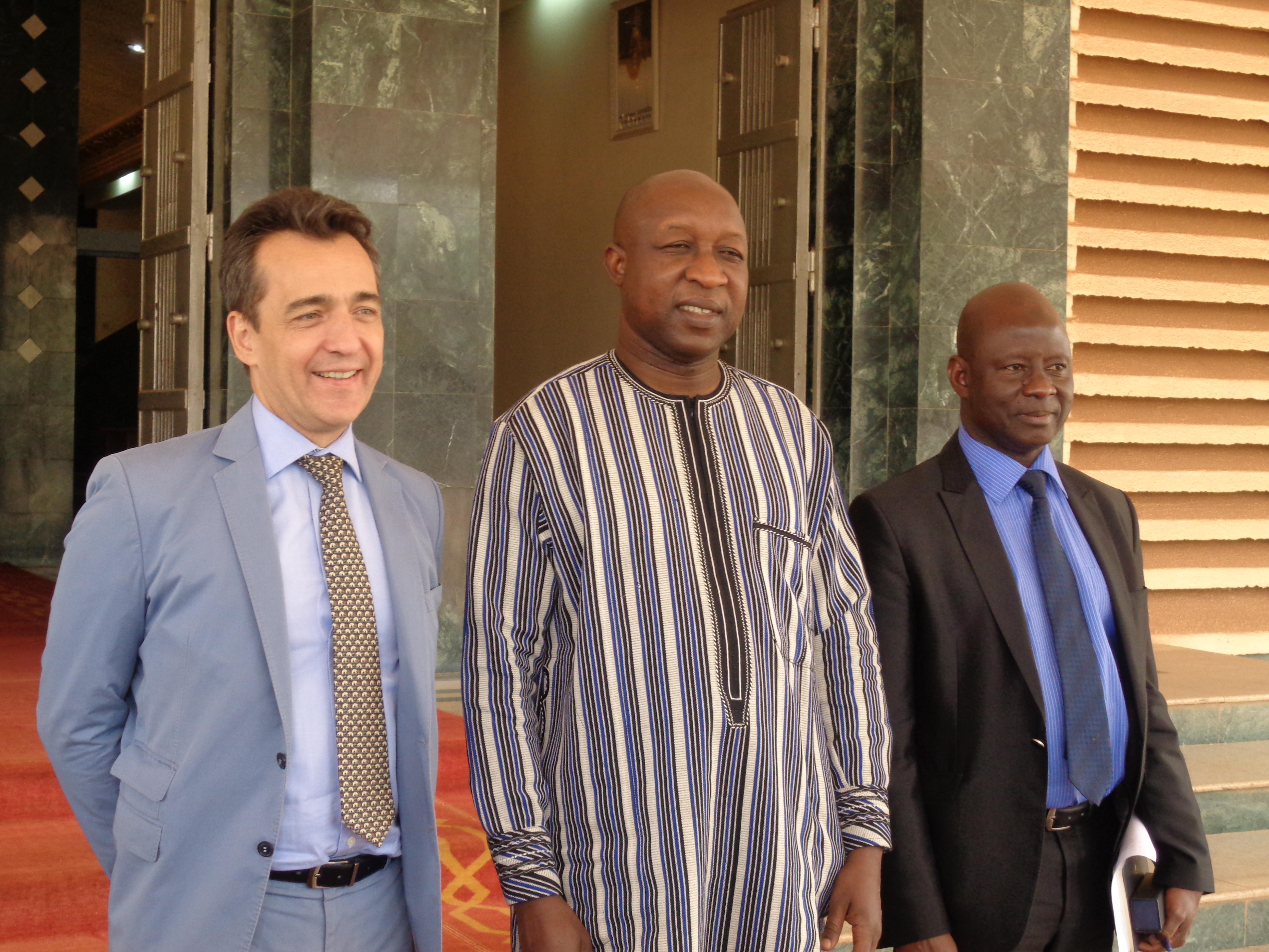 Caisse de dépôt et de consignation : La France veut reproduire son modèle au Burkina