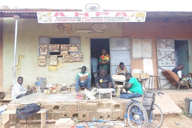 Mendicité au Burkina : Ces handicapés qui refusent de mendier