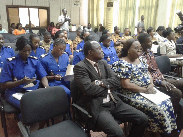 Elimination des MGF au Burkina :  Les FDS appelées en renfort