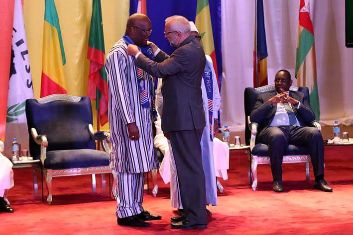 CILSS : Roch en assume désormais la présidence