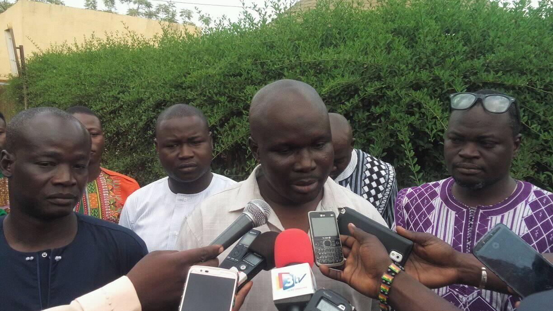 Situation nationale :  Anxiété chez les commerçants du Kadiogo