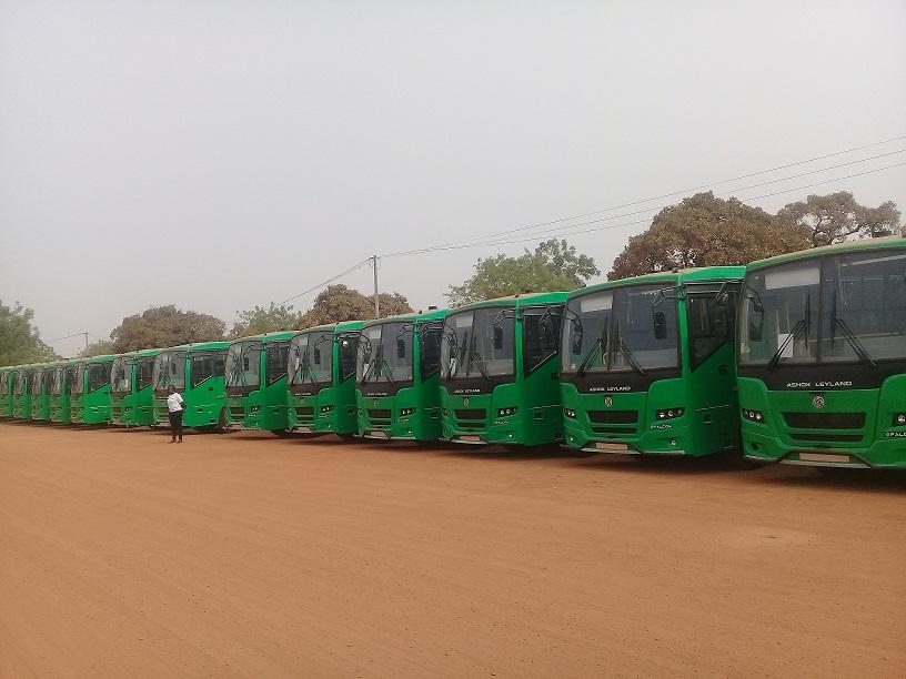 SOTRACO, Universités et grandes écoles de formation:  115 bus pour améliorer la mobilité des étudiants