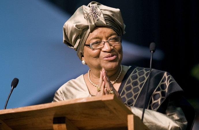 Leadership en Afrique: Ellen Johnson Sirleaf, première lauréate du Prix Mo Ibrahim 2017