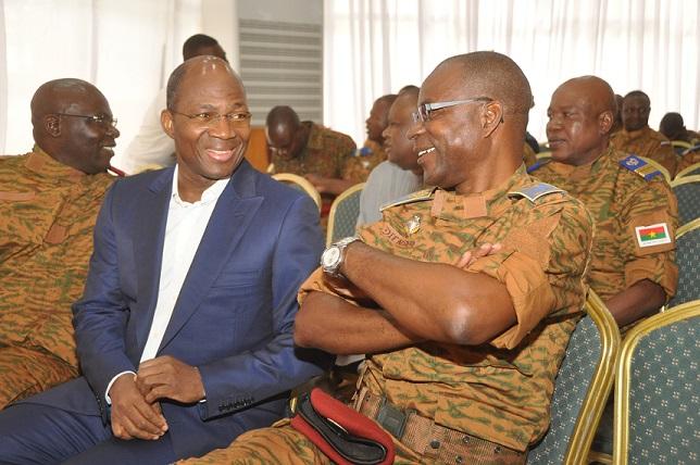 Me Farama au colonel Abdoul Karim Traoré: «Quand on se dit intellectuel, démocrate et républicain, on ne se mêle pas à un coup d'Etat»