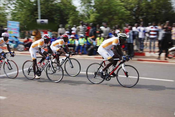 8e Tour cycliste de la paix du Mali : Fin heureuse pour les Etalons du Burkina!