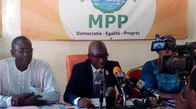 Journées parlementaires MPP :  Les forces de défense et de sécurité à l'honneur