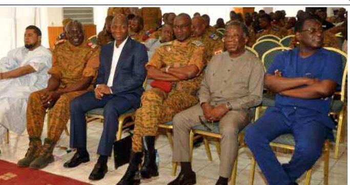 Général Gilbert Diendéré : «Je n'arrive pas à faire le distinguo entre l'avocat Me Guy Hervé Kam et le porte-parole du Balai citoyen»