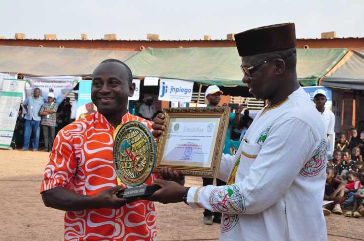 Lutte contre le paludisme :  Le Burkina Faso «prêt à vaincre le mal»