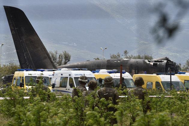 Crash d'un avion à Blida : Les Algériens… comme les Burkinabè en juillet 2014