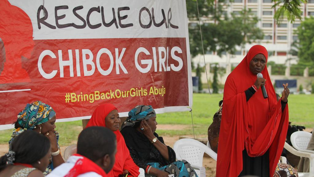 "Nigéria : De «Bring back our girls» à ""Bring them back alive"""