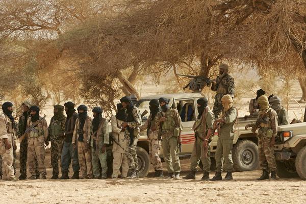 Lutte contre le terrorisme : Le GSIM sur la liste noire des Etats-Unis