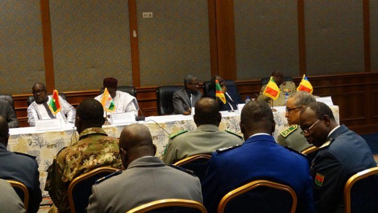 G5-Sahel : double réunion à Ouaga