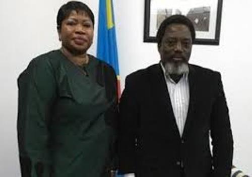 Fatou Bensouda en RDC :  L'incompréhensible prudence de la Thémis mondiale
