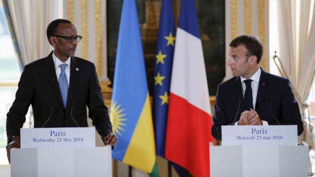 France-Rwanda:  On efface un peu et on recommence ?