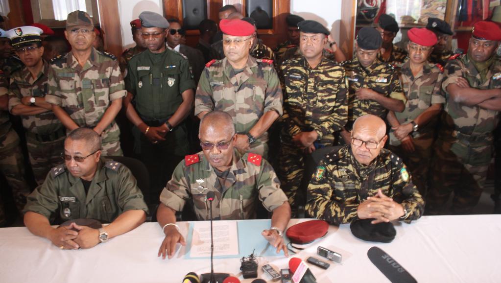 Madagascar : L'armée restera républicaine jusqu'au bout