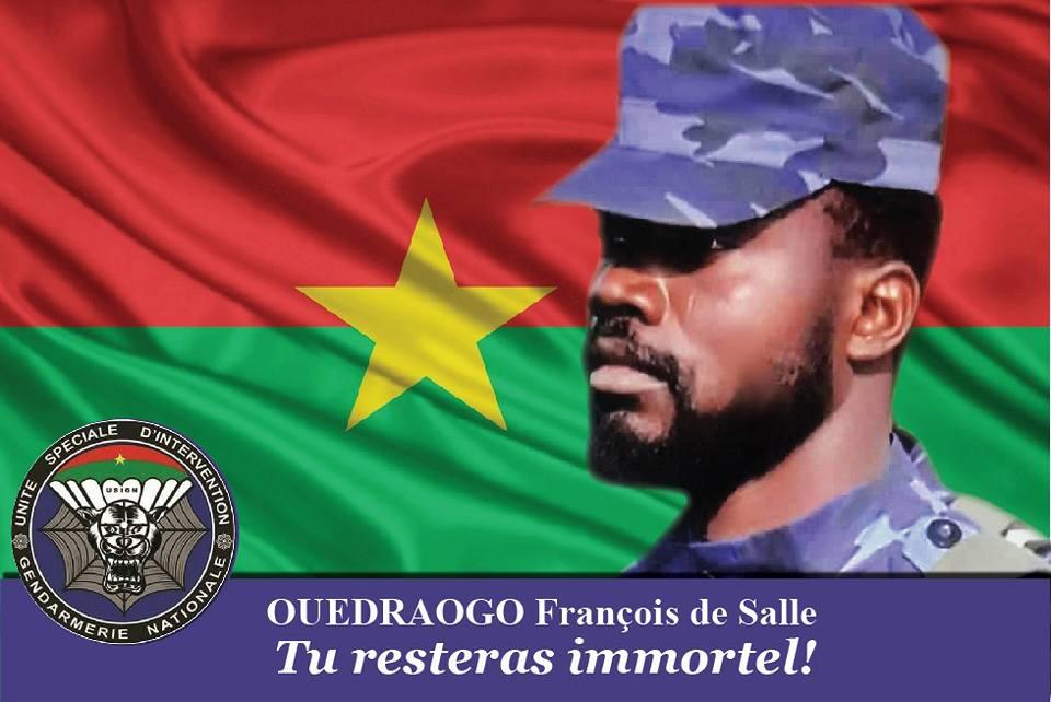 Gendarmerie nationale : «Adieu François de Salles !»