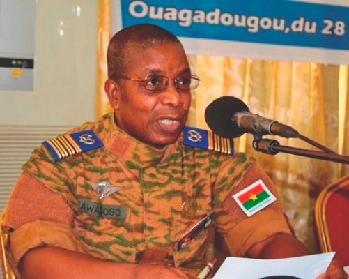 Union sportive des forces armées: Le cl-major Oumarou Sawadogo toujours en première ligne!