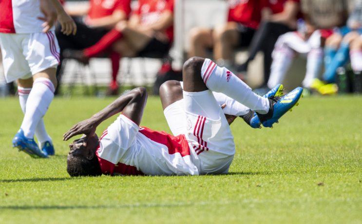 Football: Hassane Bandé indisponible pour 2 mois pour raison de blessure