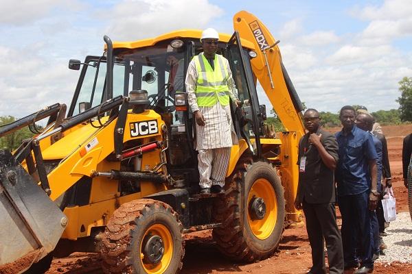 Construction de la mine d'or de Niankorodougou: La première coulée d'or prévue au dernier trimestre de l'année 2019