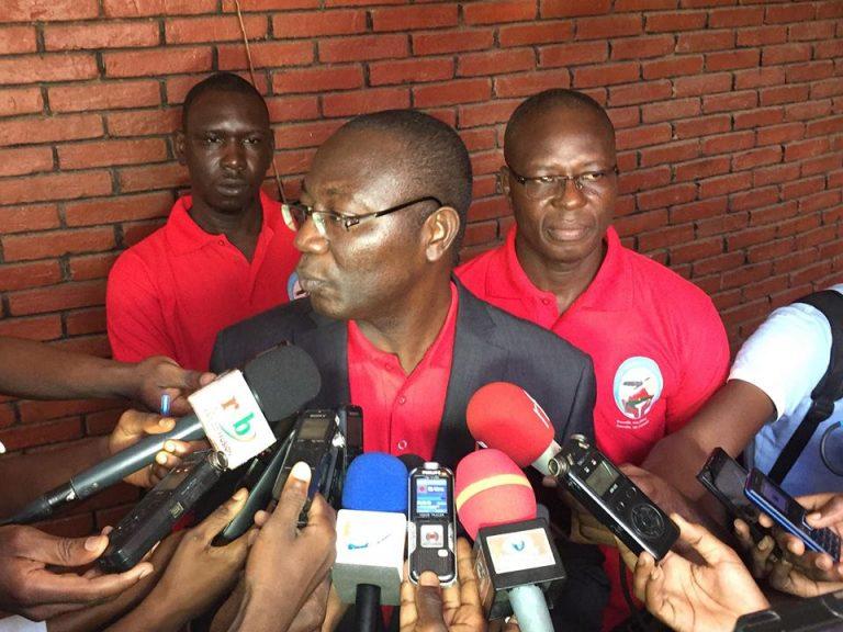 Loada accouche du MTT: «Tout est fait pour nous faire regretter Blaise»