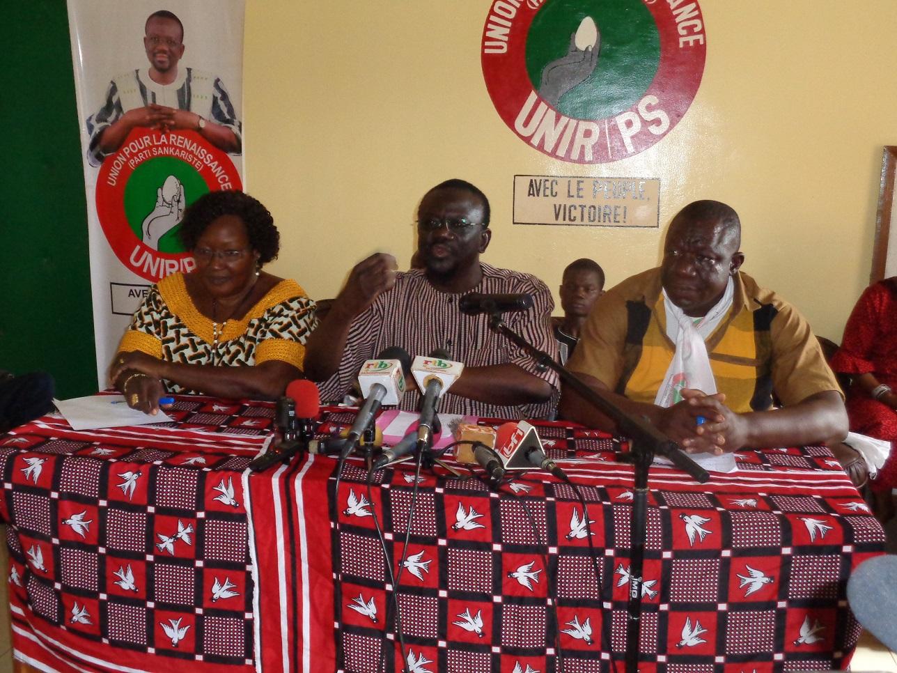 Présidentielle de 2020: Le retour en force du CDP inquiète-t-il Me Sankara?