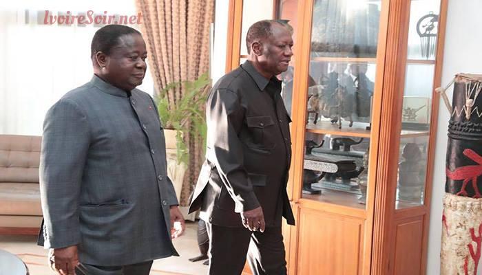 Bédié – Ouattara: C'est fini !